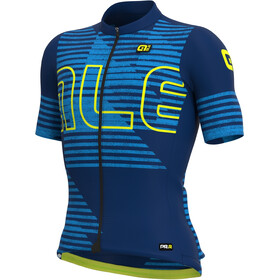 Alé Cycling PRR Horizon SS Jersey Men, navy blue